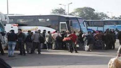 صورة بعد مرور أسبوع على إعادة فتحها.. إجراءات صارمة تواكب تنقل المواطنين بمحطة أولاد زيان بالبيضاء