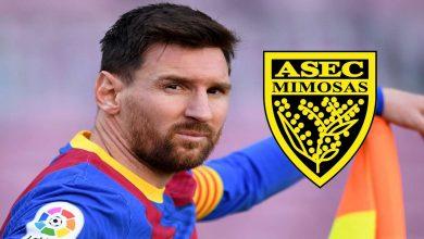 """صورة بعد نهاية ارتباطه ببرشلونة.. أسيك ميموزا يضع صورة ميسي بقميصه ويعلق بـ""""سخرية"""""""