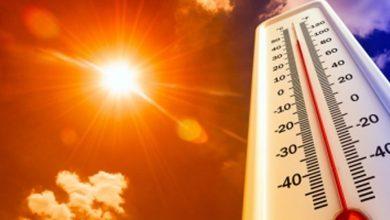 صورة توقعات مديرية الأرصاد الجوية لطقس اليوم الاثنين