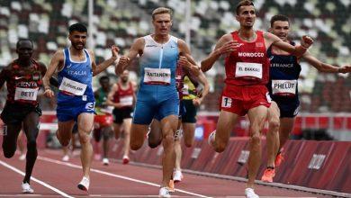 صورة سفبان البقالي يتوج بذهبية سباق 3000 متر