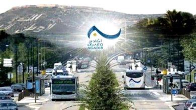 """صورة رصد 10 ملايين درهم لإنشاء """"أكادير الكبير للنقل والتنقلات الحضرية"""""""