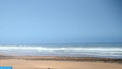 صورة شاطئ سيدي إفني يحصل على اللواء الأزرق للمرة الخامسة على التوالي