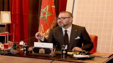 صورة مفوض الاتحاد الافريقي للتجارة يشيد بالدور الفعال للمغرب بقيادة الملك