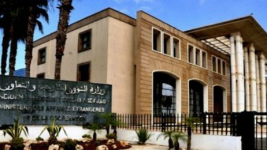 صورة وزارة الشؤون الخارجية تنال شهادة تقديرية من طرف جائزة الحسن الثاني