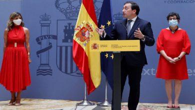 صورة وزير الخارجية الاسباني الجديد يبعث رسائل ود للمغرب