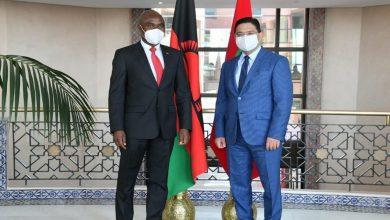 صورة وزير الشؤون الخارجية المالاوي يعلن افتتاح قنصلية لبلاده في العيون