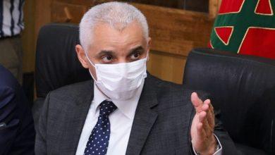 صورة وزير الصحة يتحدث عن الإجراءات المصاحبة لعيد الأضحى