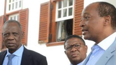 """صورة """"الفيفا"""" يعلن إيقاف مسؤول بارز بالاتحاد الإفريقي لكرة القدم"""