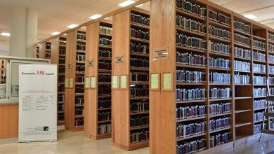 """صورة بسبب الوضع الصحي في المغرب.. مكتبة """"آل سعود"""" بالبيضاء تغلق أبوابها"""
