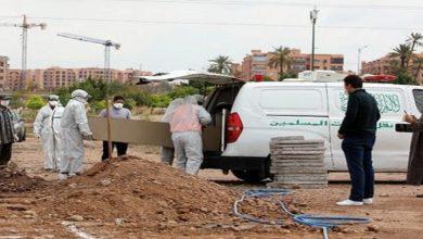 """صورة تزايد مهول في وفيات """"كورونا"""" خلال 24 ساعة بالمغرب"""
