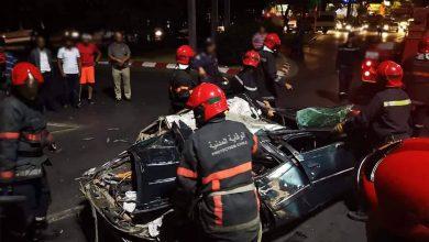 صورة حوادث السير تقتل 20 شخصا داخل المدن خلال أسبوع واحد