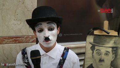 """صورة """"شارلي شابلن"""" المغرب يحكي معاناته ويكشف تفاصيل تعرضه للسرقة -فيديو"""