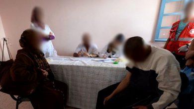 """صورة في زمن """"الجائحة"""".. حزب سياسي ينادي بتجويد الخدمات الصحية المُقدّمة للمغاربة"""
