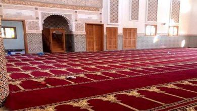 صورة قرار جديد بشأن صلاة العشاء بمساجد مدينتين مغربيتين