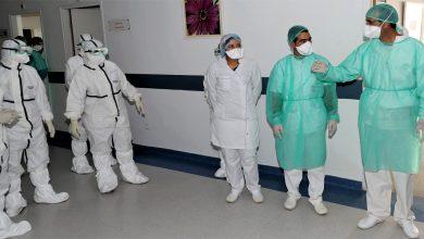 """صورة وزارة الصحة تستنجد بالمتقاعدين وخريجي معاهد التمريض لمواجهة ارتفاع إصابات """"كورونا"""""""