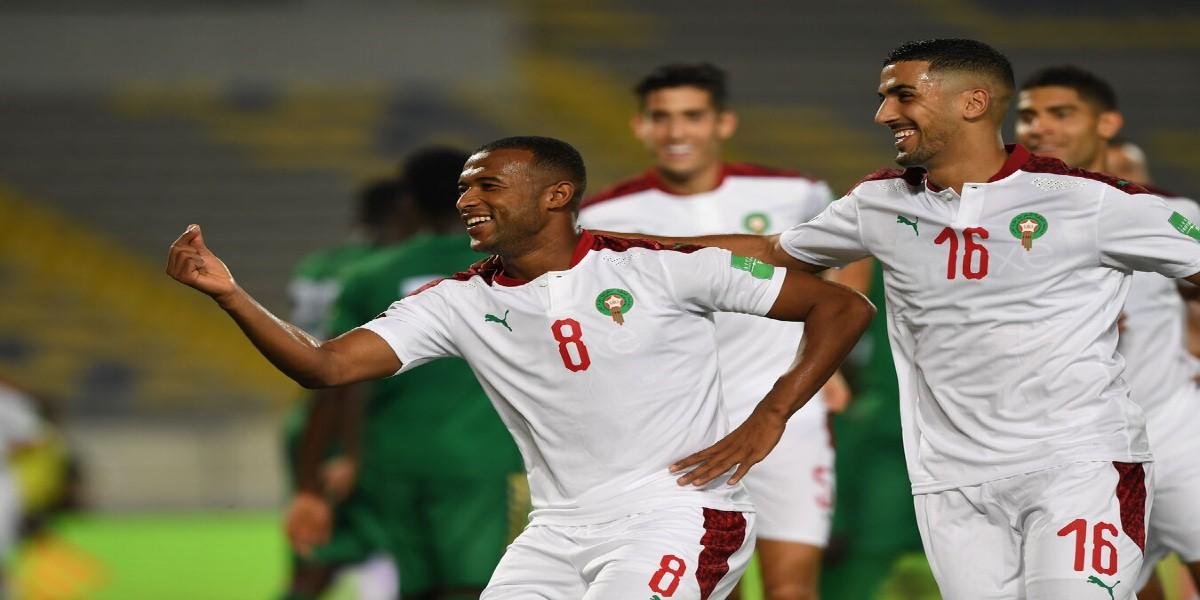 المنتخب المغربي ينتصر على غينيا بيساو بثلاثية ويقترب من حسم صدارة المجموعة