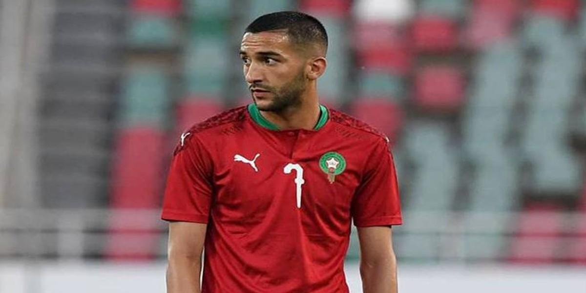 تصرف زياش يثير استياء المغاربة ويدعم قرار خليلوزيتش
